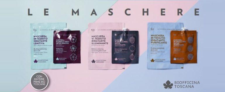 locandina maschere biofficina toscana