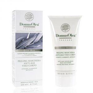 Peeling Maschera anti age delicato Domus Olea Toscana