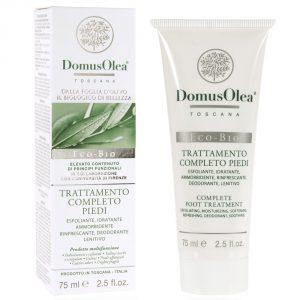 Trattamento completo piedi deodorante e idratante Domus Olea Toscana
