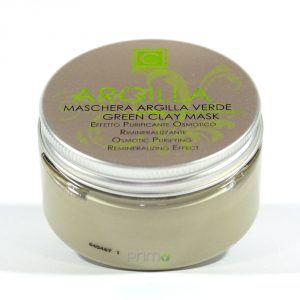 Maschera Argilla Verde purificante e anti-cellulite