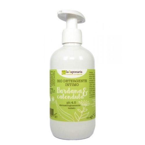 Detergente intimo lenitivo Bardana e Calendula