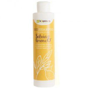 Shampoo liquido Salvia e Limone