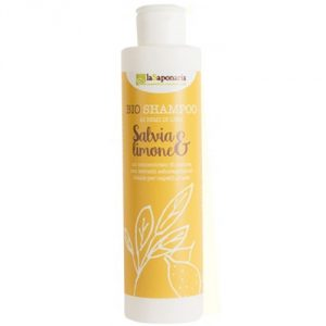 Shampoo liquido Salvia e Limone La Saponaria