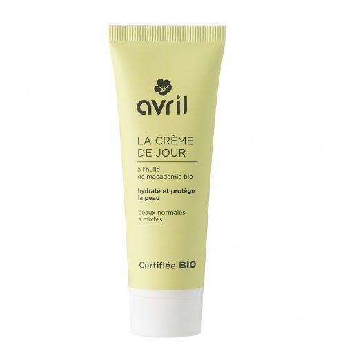 Crema viso giorno per pelli miste Avril