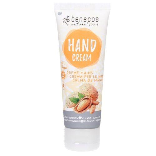 Creme mani senza petrolati Benecos