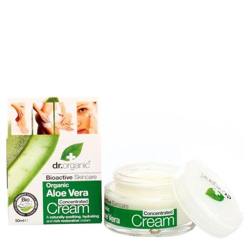 Crema Aloe Vera viso concentrata