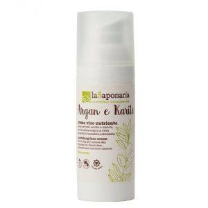Crema viso nutriente Argan e Karité
