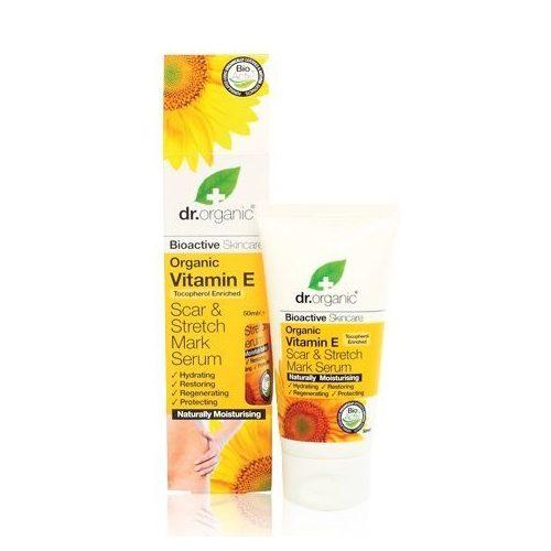 Crema per smagliature con Vitamina E