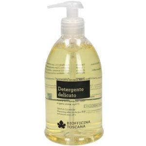 Detergente delicato viso, corpo e capelli