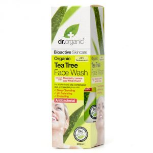 Detergente viso acne Tea Tree