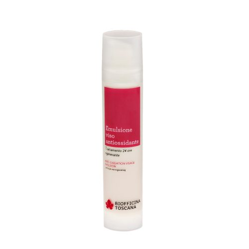 Emulsione viso antiossidante BIO Biofficina Toscana
