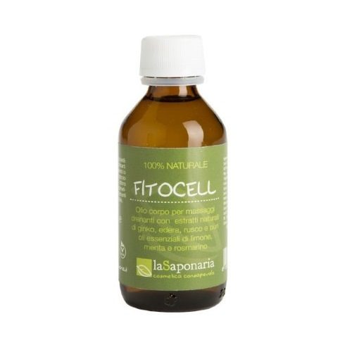 Olio anticellulite da massaggio