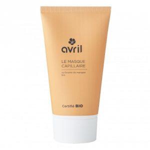 Maschera capelli secchi al Burro di Mango Avril