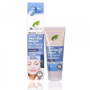 mud mask sali del mar morto dr organic