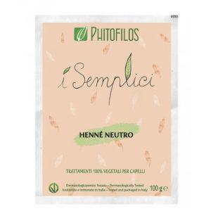 phitofilos henné neutro 100 g