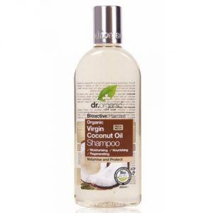 Shampoo al Cocco per capelli secchi