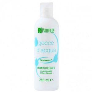 Shampoo delicato sebo regolatore