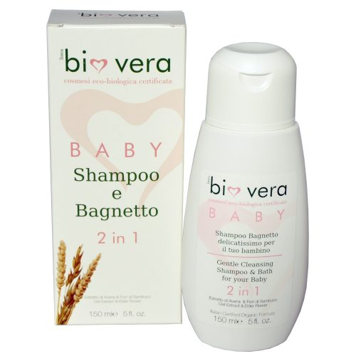 Shampoo bimbi delicatissimo 2 in 1