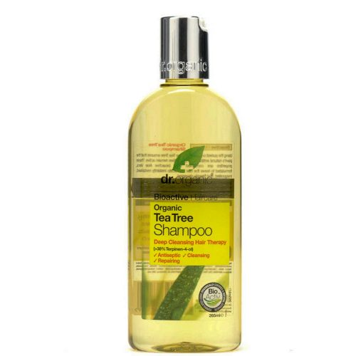 Shampoo capelli grassi e forfora al Tea Tree