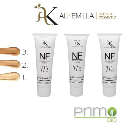 NF Cream – Natural Finish Cream Alkemilla