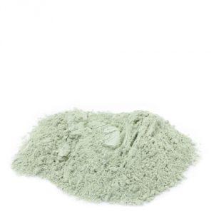 Argilla in polvere BIANCA & VERDE
