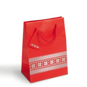 busta regalo natale