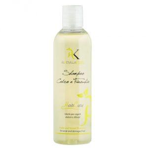 Shampoo capelli sfibrati Cedro e Finocchio