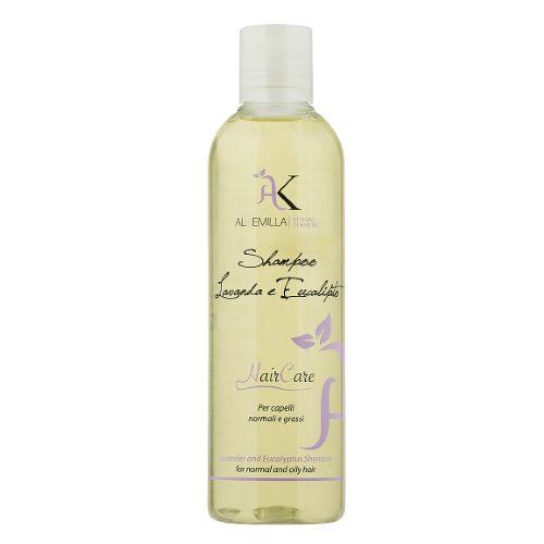 Shampoo purificante Lavanda e Eucalipto