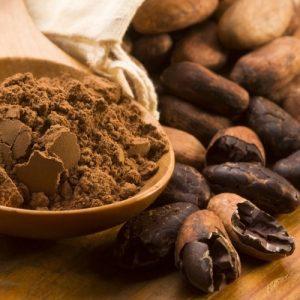 Burro di Cacao in scaglie