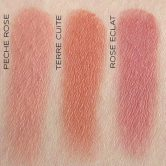 Blush avril swatches