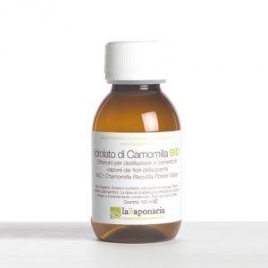 Idrolato di Camomilla per pelle sensibile La Saponaria