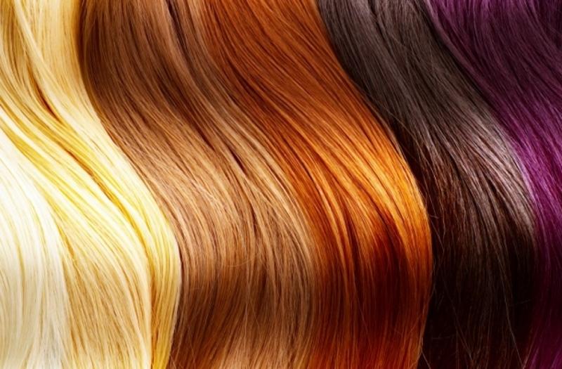 Tinte per capelli naturali & Henné: tabella colori!