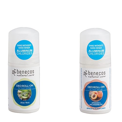 Deodorante Benecos roll-on