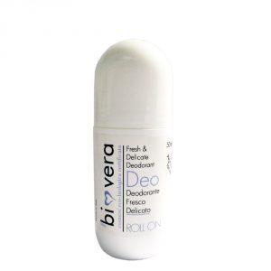 Deodorante delicato e profumato