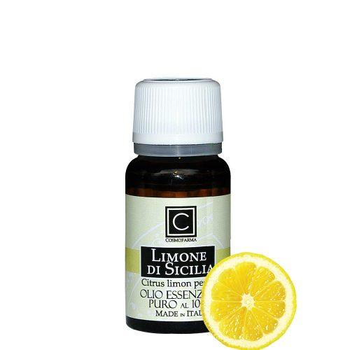 Olio essenziale di Limone puro
