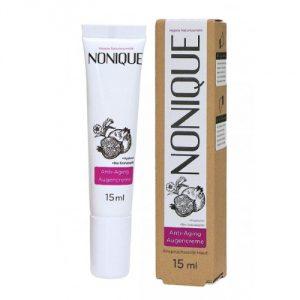 luxurious eye cream nonique