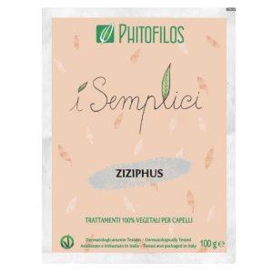 Ziziphus polvere lucidante capelli