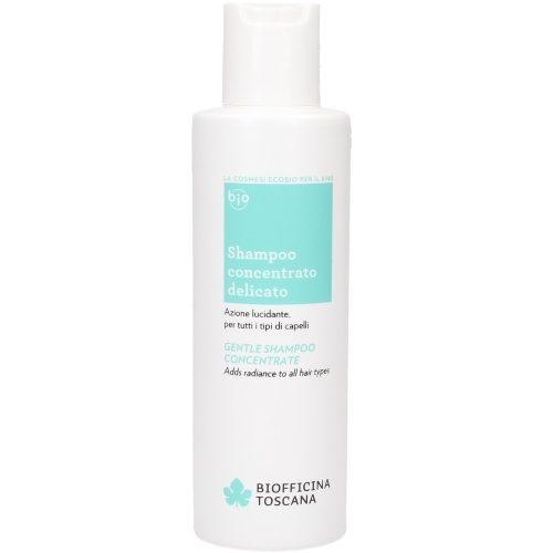Shampoo senza siliconi delicato