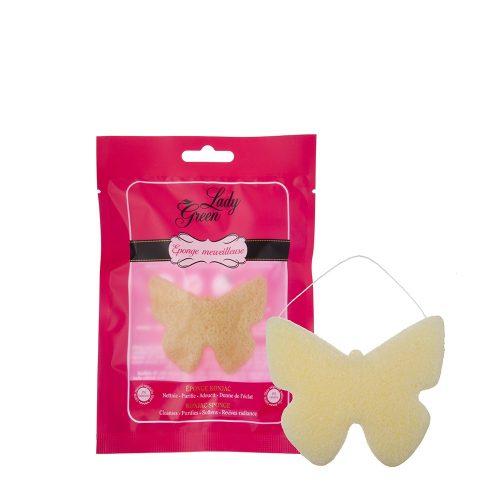 Konjac Sponge, per la pulizia del viso e del corpo!