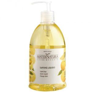 Sapone purificante per viso corpo e capelli Maternatura