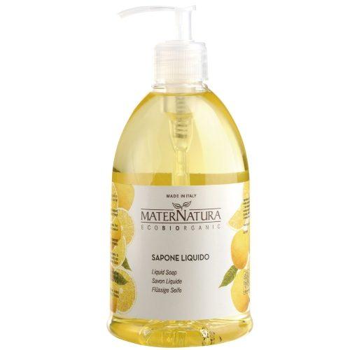 Sapone purificante per viso corpo e capelli