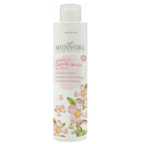 Shampoo per forfora e capelli grassi al Cisto