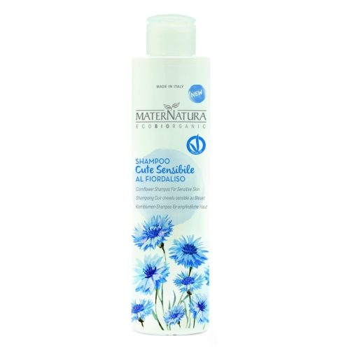 Shampoo cute sensibile al Fiordaliso Maternatura