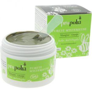 Maschera purificante Argilla, Miele e Propoli