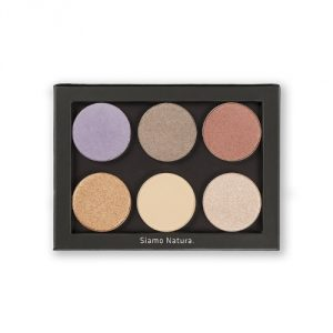 Palette make up bio 6 ombretti