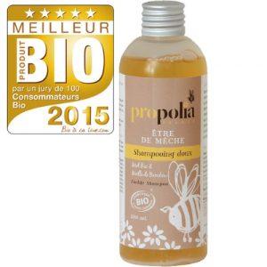 Shampoo biologico dolce al Miele