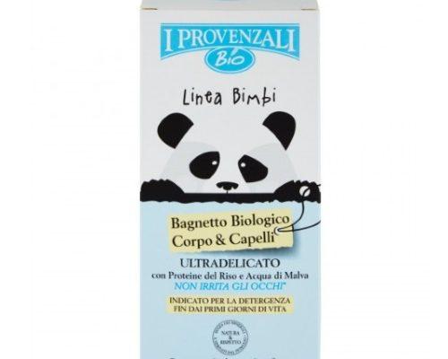 Bagno shampoo delicato BIMBI I Provenzali