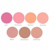 bronzer e blush neve cosmetics