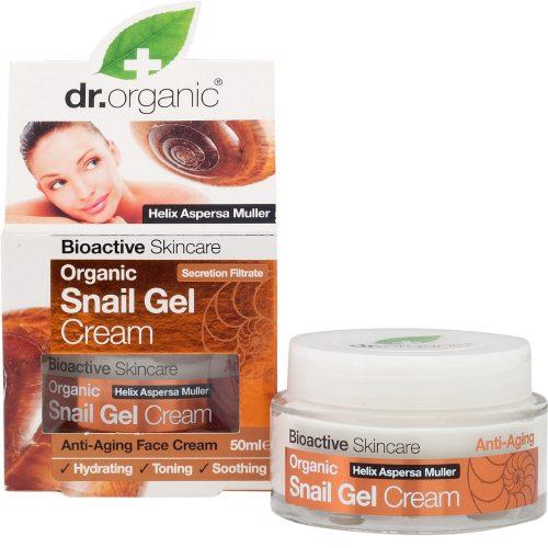 crema viso bava di lumaca dr organic