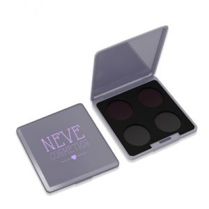 palette neve cosmetics grey glam